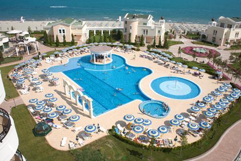 Goedkope zonvakantie Zwarte Zee - Sunset Resort