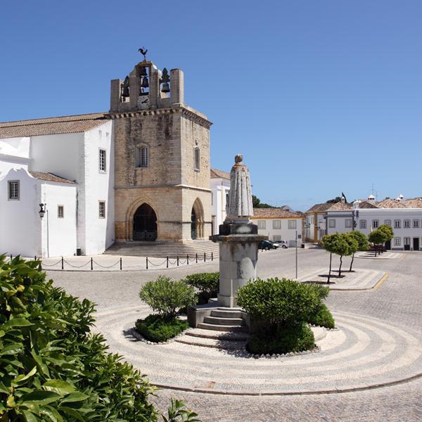 Chartervlucht Faro