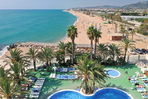Goedkope vakantie Costa Brava 🏝️Hotel Caprici