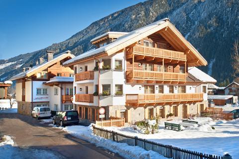 Goedkope wintersport Zillertal ⛷️Aparthotel Neuhaus (Halfpension)