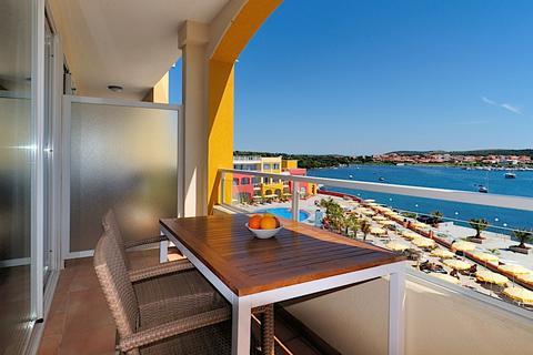 Last minute zonvakantie Istrië 🏝️Del Mar Resort