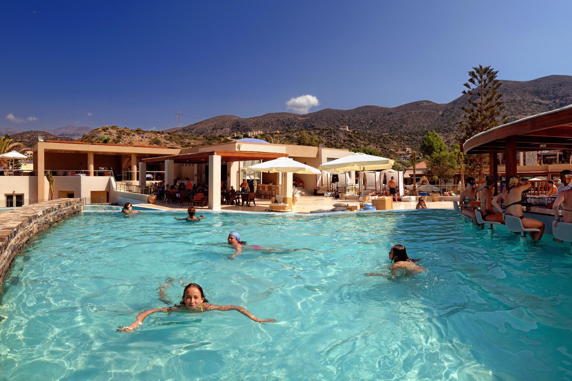 Hotel Blue Sea Village Resort & Spa in Kreta, Griekenland ...