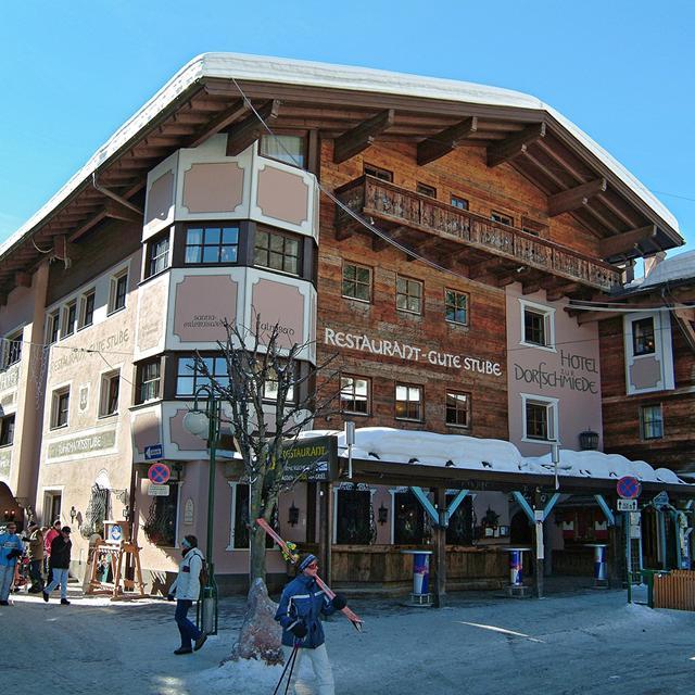Hotel zur Dorfschmiede Halfpension Salzburgerland
