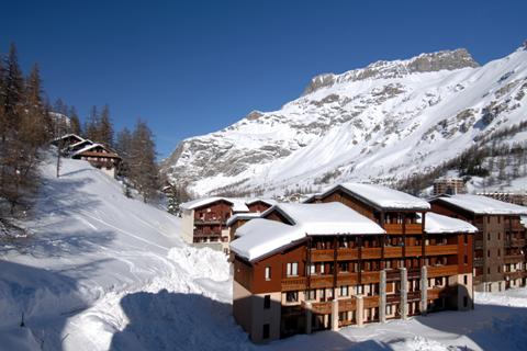 Goedkope skivakantie Tignes - Val d'Isère ⛷️Résidence Odalys Les Jardins de Val et Verdets