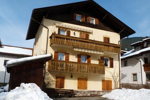 Top skivakantie Dolomiti Superski ⛷️Appartement Christin