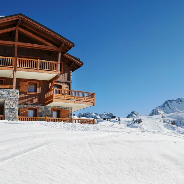 Meer info over Résidence Les Granges du Soleil  bij Sunweb-wintersport