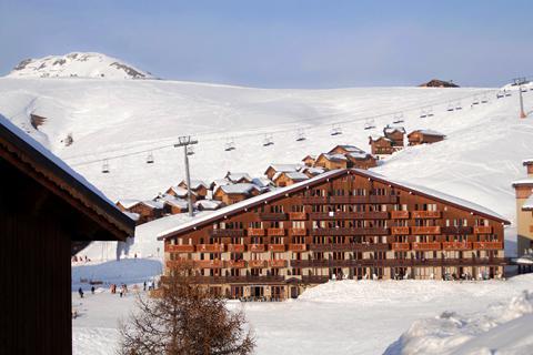 Goedkoop op wintersport Paradiski ⛷️Résidence Le Mont Soleil