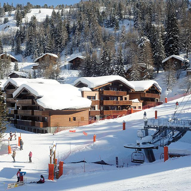 Meer info over Résidence Les Chalets Edelweiss  bij Sunweb-wintersport
