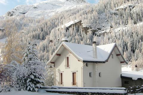 Goedkope skivakantie Tignes - Val d'Isère ⛷️Chalet La Brise