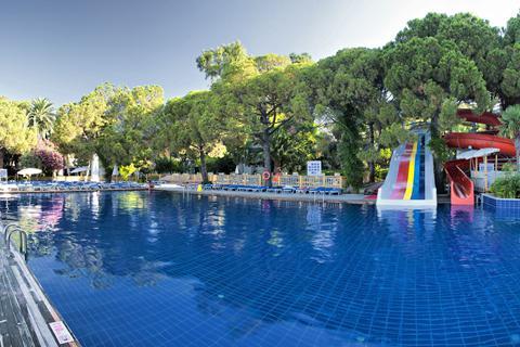 Last minute zonvakantie Noord-Egeïsche Kust 🏝️Hotel Ömer Holiday Resort
