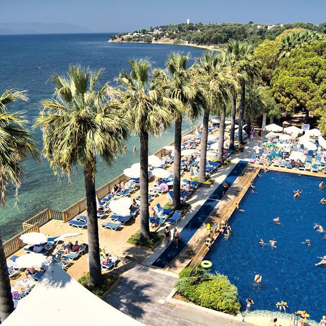 Hotel Ömer Holiday Resort afbeelding