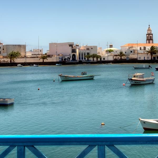 Chartervlucht Lanzarote