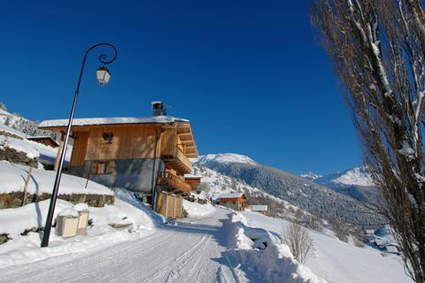 Heerlijke wintersport Espace San Bernardo ⛷️Chalet Gaiduch