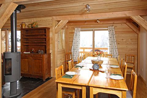 Korting skivakantie Les Deux Alpes ⛷️Chalet La Muzelle