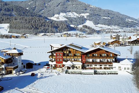 Korting wintersport Ski Amadé ⛷️Hotel Hartl