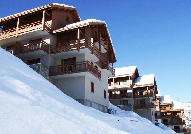 Meer info over RésidencesGuiltour Vars  bij Sunweb-wintersport