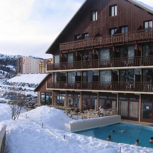 Meer info over Hotel Club Chalets Margot  bij Sunweb-wintersport