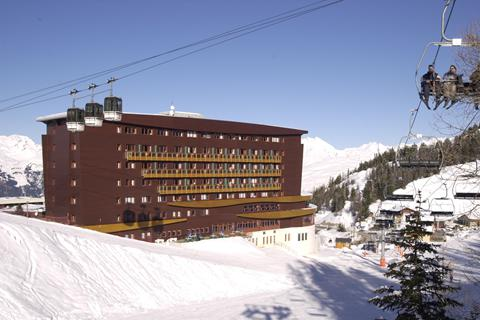 TIP skivakantie Paradiski ⛷️Hotel Club Belambra Le Terra Nova