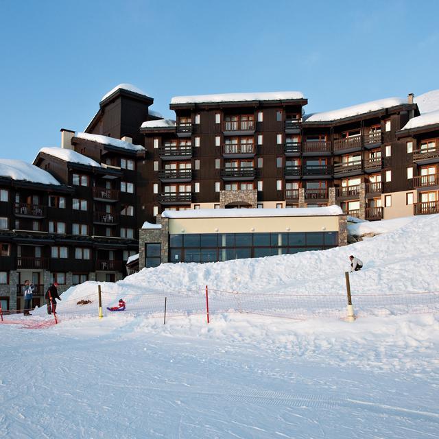 Meer info over Résidence Le Centaure  bij Sunweb-wintersport