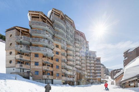 Goedkope skivakantie Les Portes du Soleil ⛷️Résidence P&V Premium L'Amara