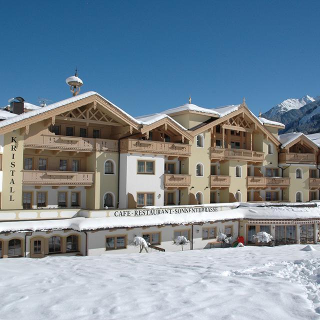 Hotel Kristall Oud Nieuw (zondag aankomst) Tirol