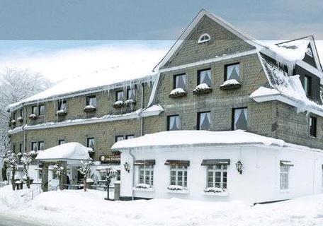 Goedkope wintersport Wintersport-Arena Sauerland ⛷️Landhotel Altastenberg - Logies ontbijt