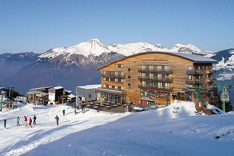Goedkope wintersport Les Portes du Soleil ⛷️Hotel Club Belambra Le Viking