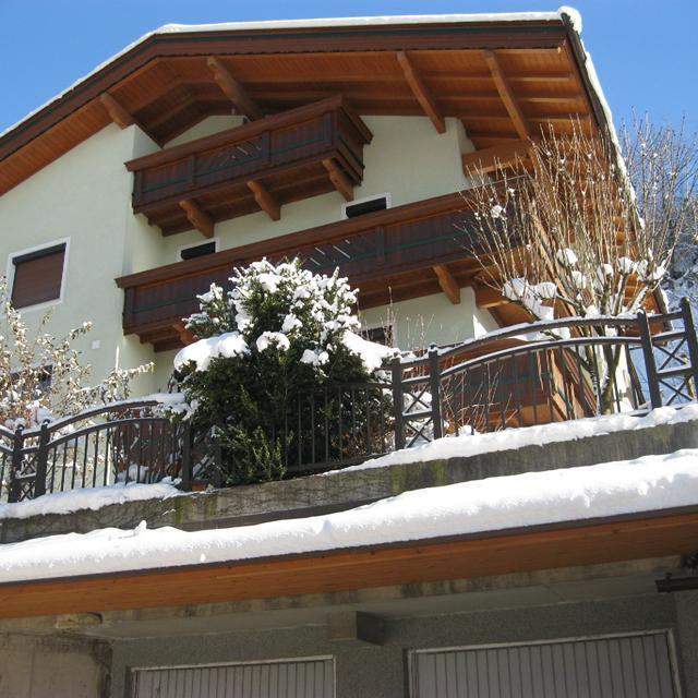 Appartementen Luxner Tirol