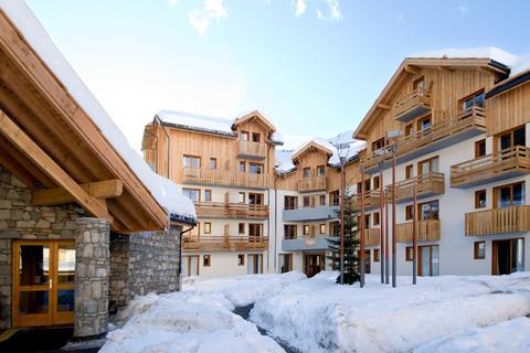 Goedkope skivakantie Les Orres ⛷️Résidence La Forêt d'Or