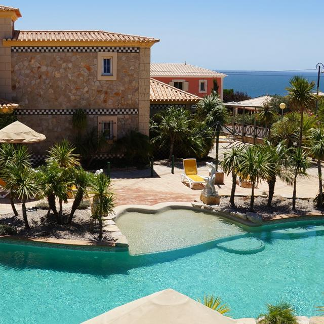 Hotel Quinta do Mar - Country & Sea Village - inclusief huurauto
