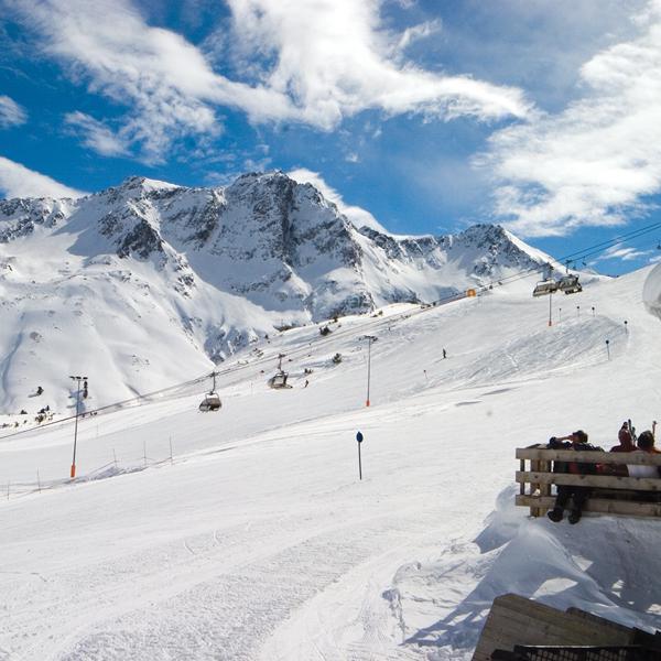 Silvretta Skiregion