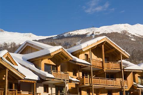 Super wintersport Les Orres ⛷️Résidence Madame Vacances Balcon des Airelles