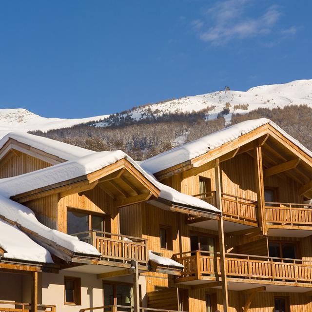 Résidence Madame Vacances Balcon des Airelles