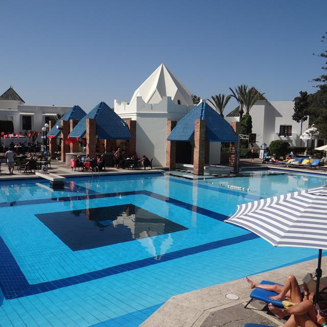Agadir - Hotel El Pueblo Tamlelt