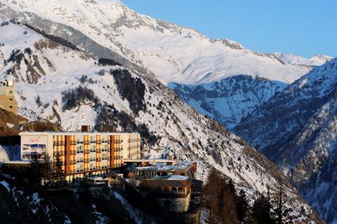 Goedkope wintersport Orcières-Merlette ⛷️Village Club du Soleil Orcières