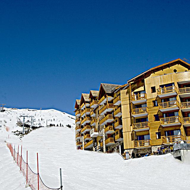 Meer info over Résidence Rochebrune  bij Sunweb-wintersport