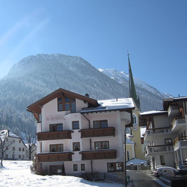 Ischgl - Appartement Garni Almfried