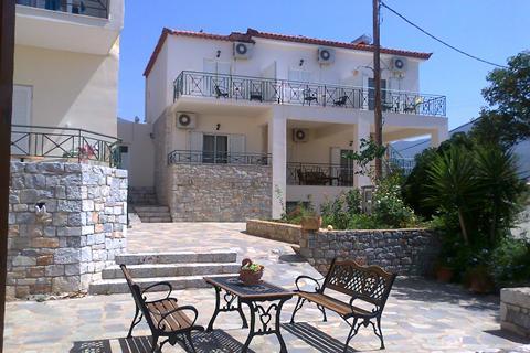 Goedkope zomervakantie Peloponnesos - Appartementen Litsa