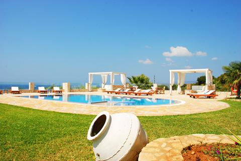 Last minute zonvakantie Kefalonia - Appartementen Agnanti Pool Suites