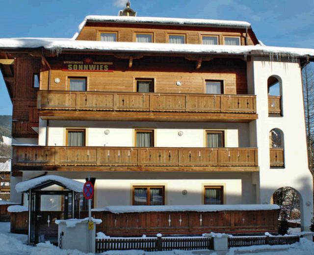 Residenz Bergland Extra ingekocht Salzburgerland