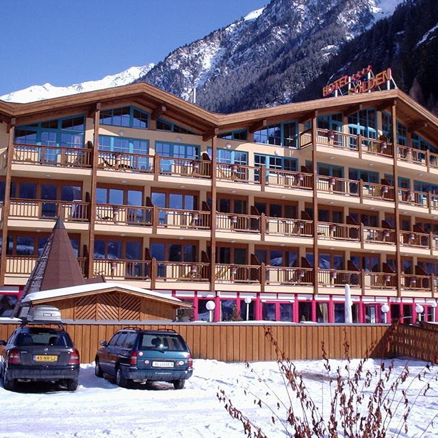 Sölden - Hotel Sunny Sölden
