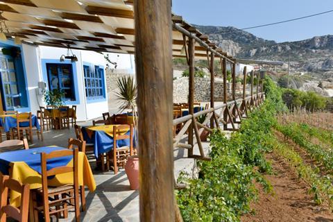 Goedkope zonvakantie Karpathos - Potali Bay- inclusief huurauto