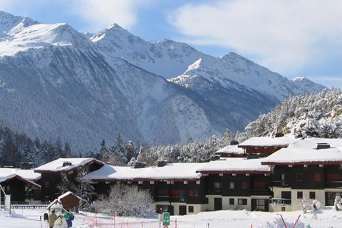 Goedkope skivakantie La Norma ⛷️Résidence Les Arolles