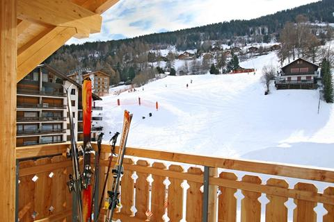 Korting wintersport Les Quatre Vallées ⛷️Résidence Le Pracondu