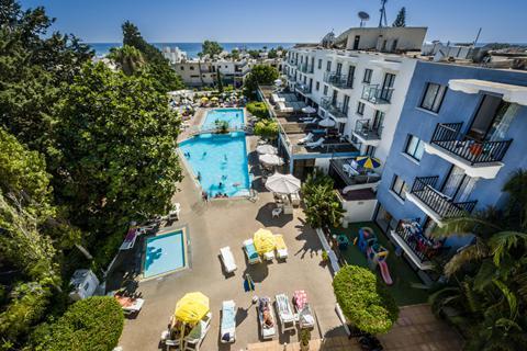 Top vakantie Cyprus. 🏝️Appartementen Anemi - halfpension