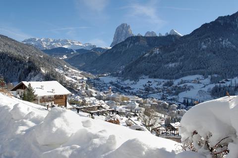 Korting wintersport Dolomiti Superski ⛷️Hotel Sureghes