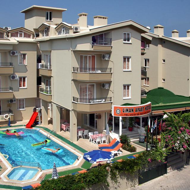 Appartementen Liman afbeelding