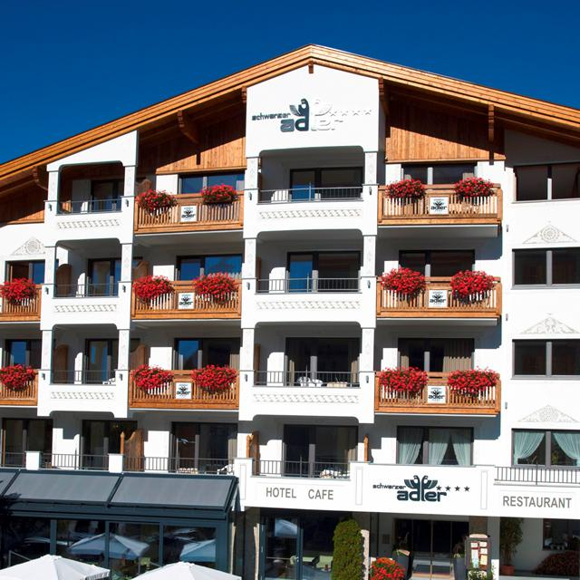 Meer info over Hotel Schwarzer Adler  bij Bizztravel wintersport