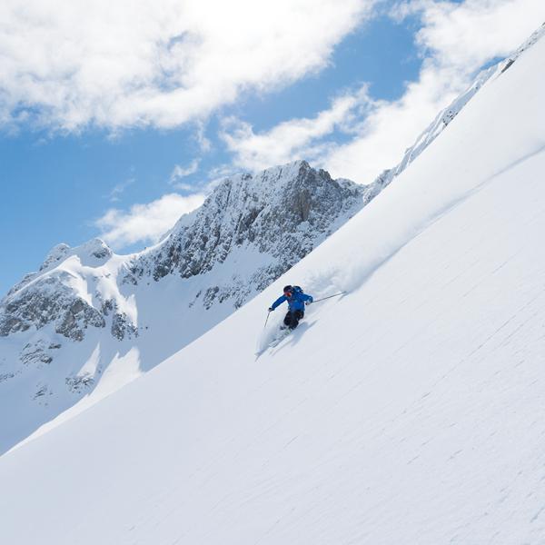 Arlberg Skiregion