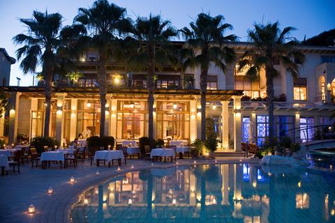 Goedkope zonvakantie Cyprus. 🏝️Columbia Beach Resort Executive Suites